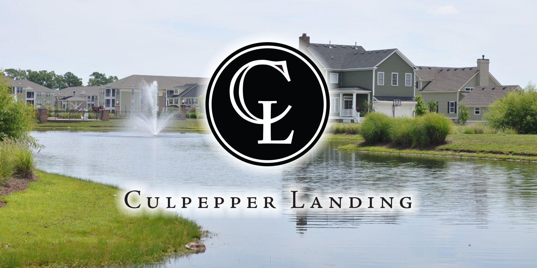 Eagle Construction Culpepper Landing