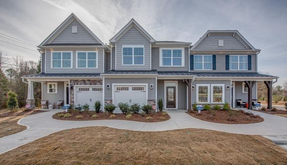 The Enclave at Davis Lake Townhomes