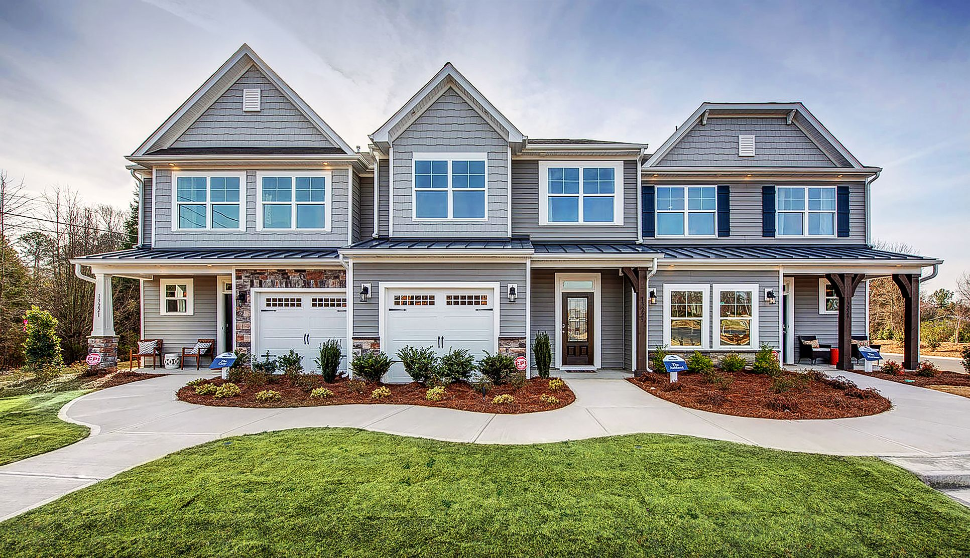 The Townhomes at McKee Glen