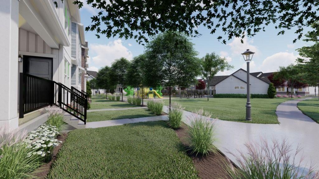 Mountain Ridge Townhomes:Community Image