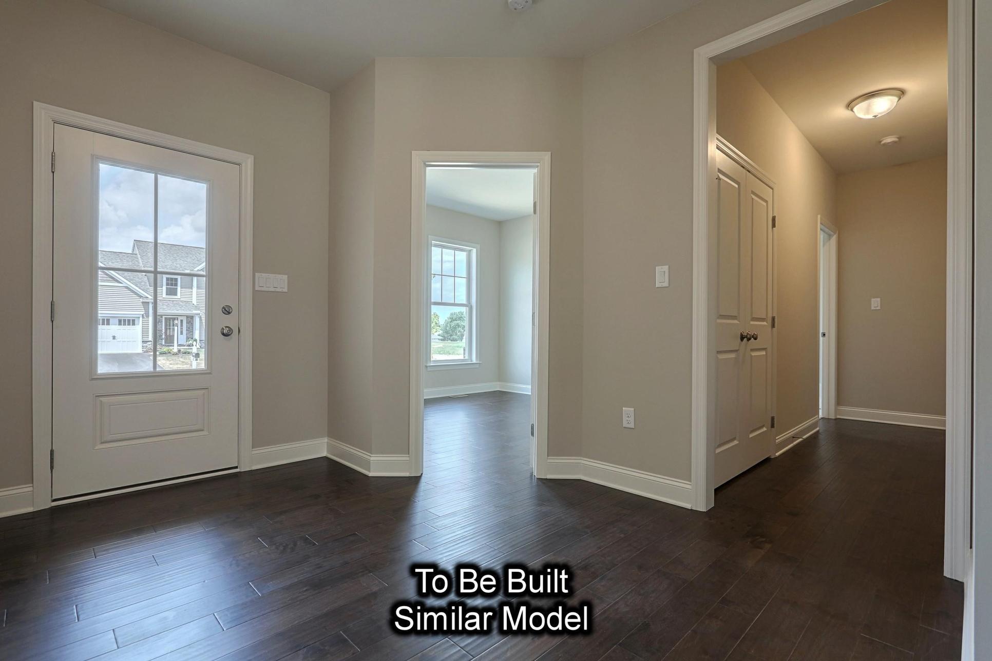 Milton:Foyer/Bedroom 1