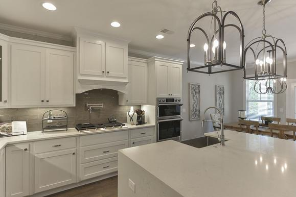 Kitchen:Amazing open kitchens