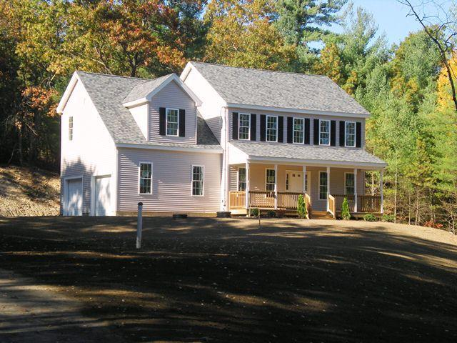 Millennium Villager:Classic Colonial with Farmers Porch