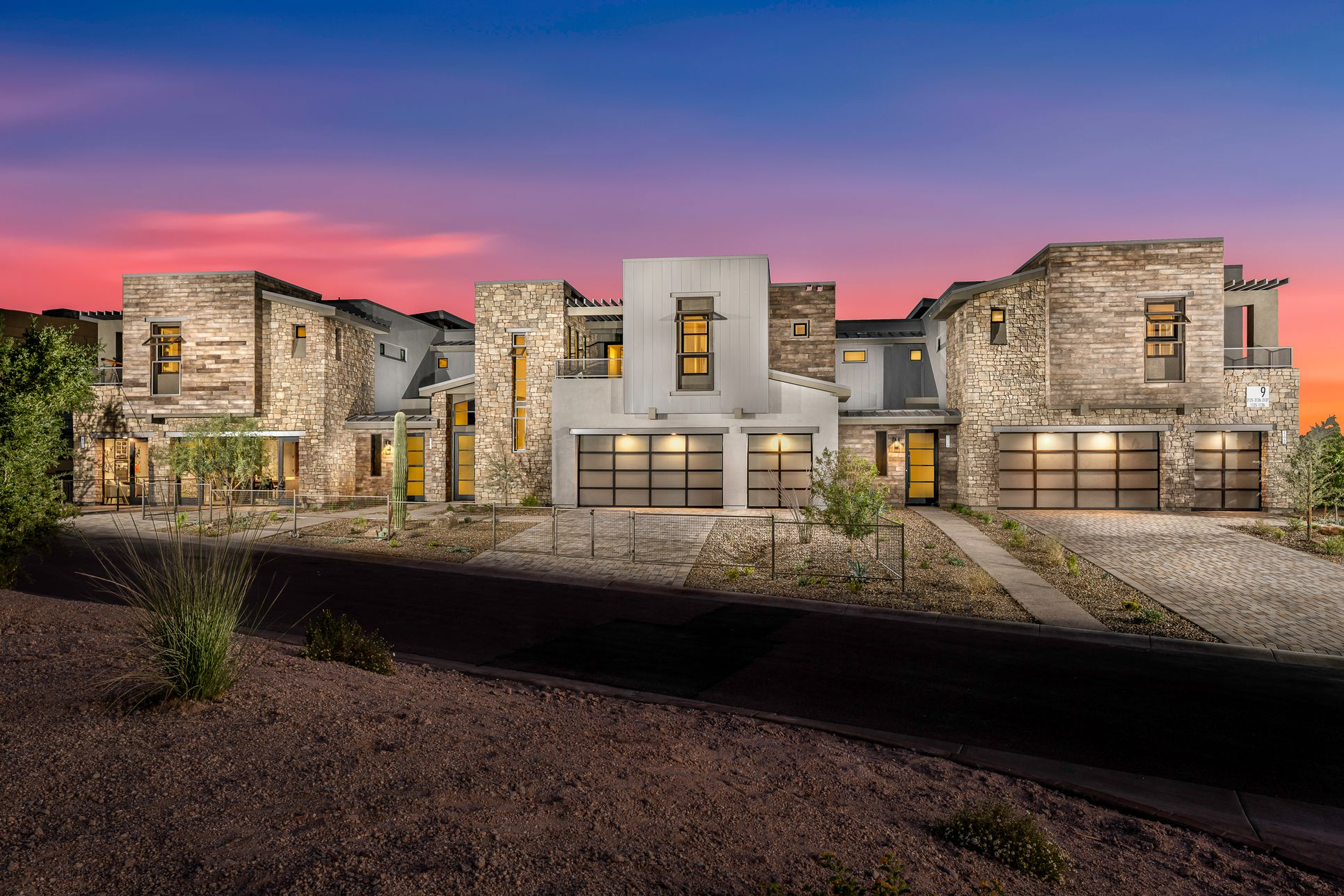 Our gorgeous fully-furnished model homes:www.theretreatatsevendesertmountain.com