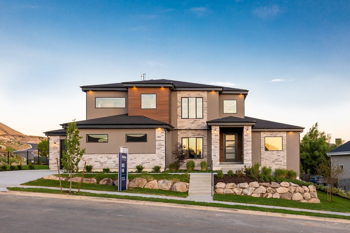 Vista Ridge Model Home:Sterling