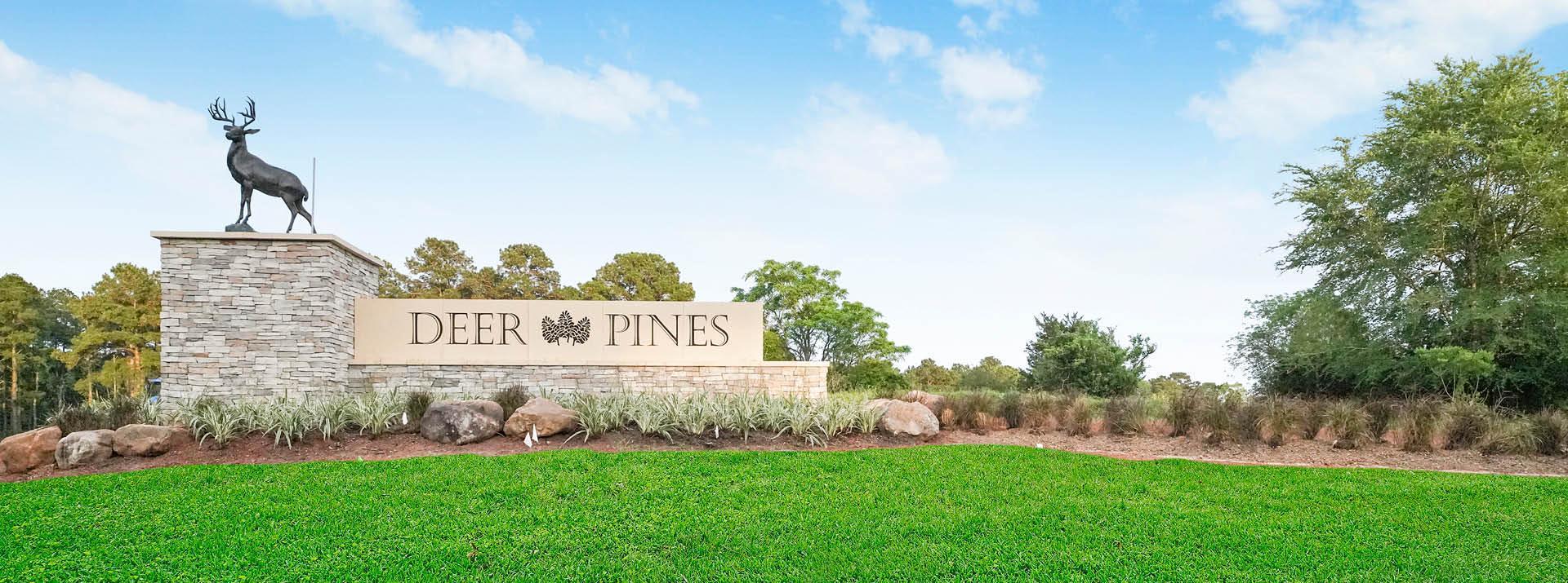 Deer Pines:First America Homes