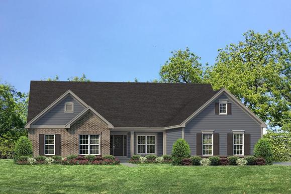 Exterior:Estate I Arlington II I Elevation II