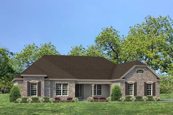 Exterior:Estate I Nantucket II I Elevation II
