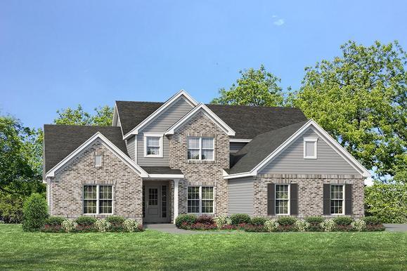 Exterior:Estate I Wyndham I Elevation II