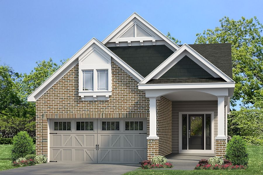 Exterior:Orchard I Ashland I Elevation III