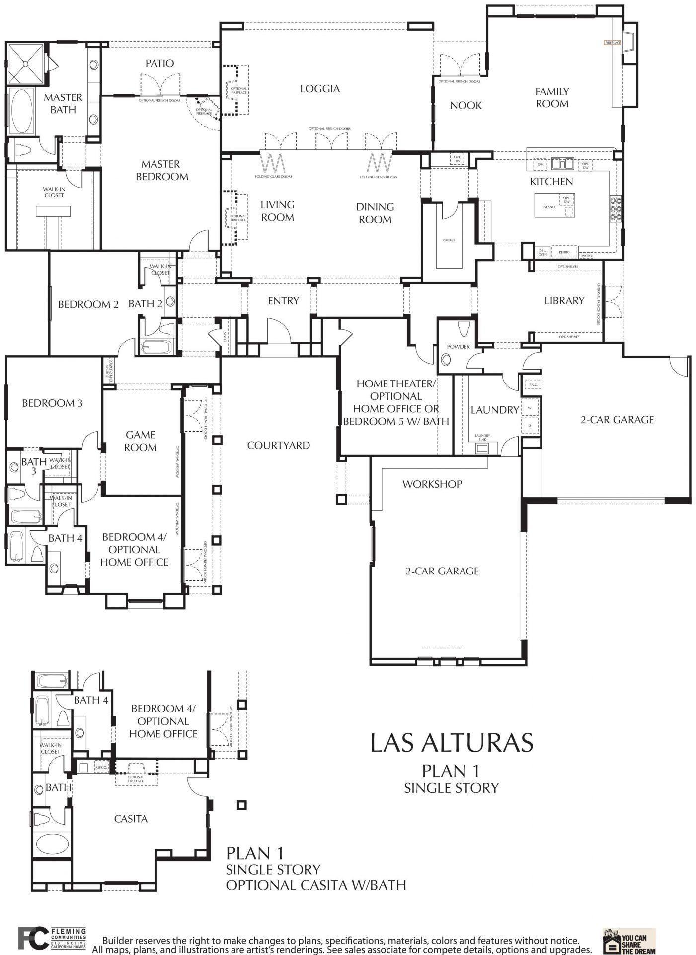 Plan 1:Floor Plan