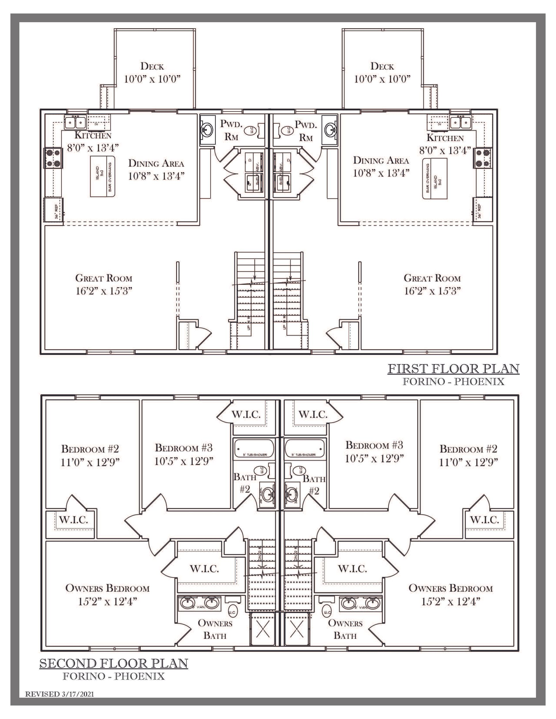 The Phoenix 1st & 2nd Floor:The Phoenix First & Second Floor