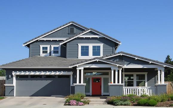 Grande Village:By Fouts Homes