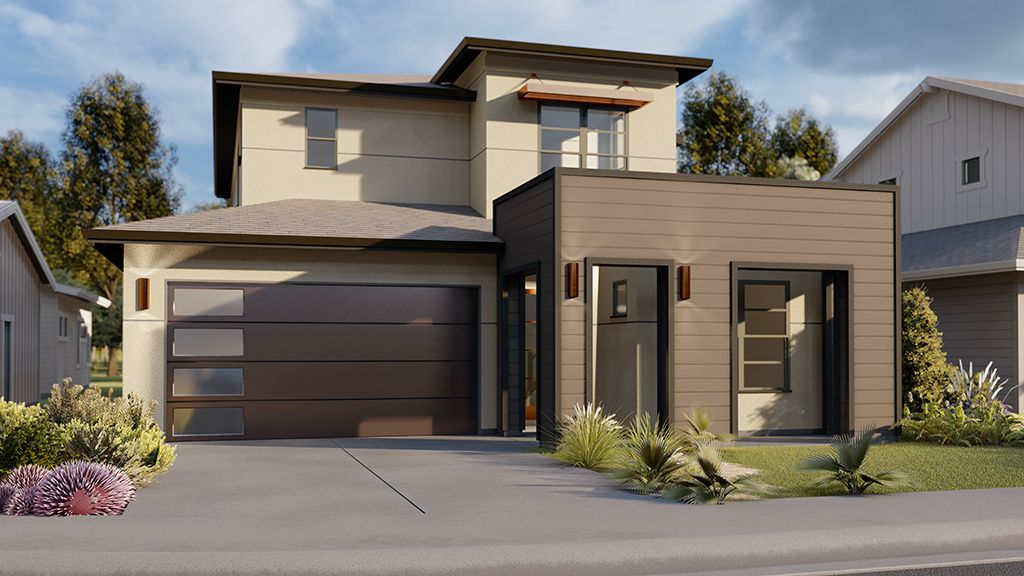 Lot 20:Front Elevation