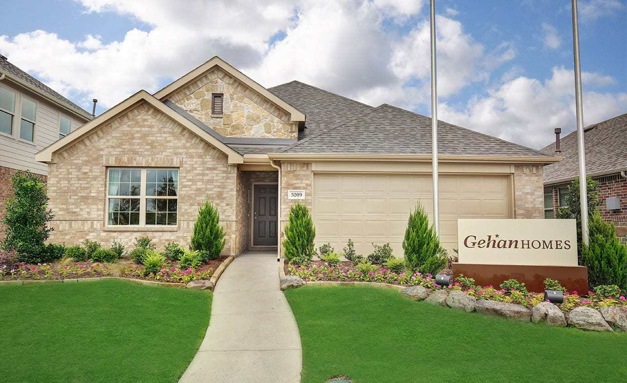 Clements Ranch Community:Driskill Exterior