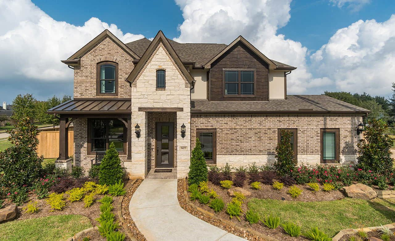 Victory Lakes Community:Rosewood - Exterior