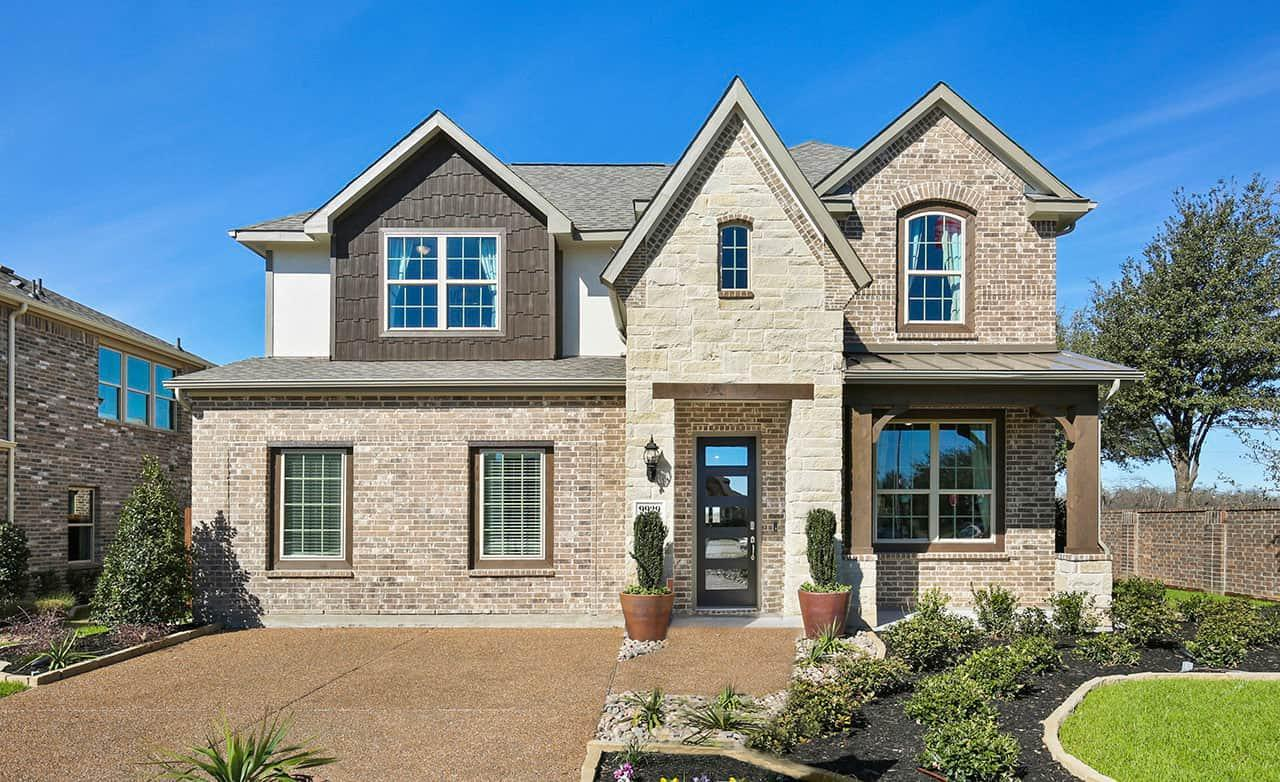 Watersbend Community:Rosewood - Exterior