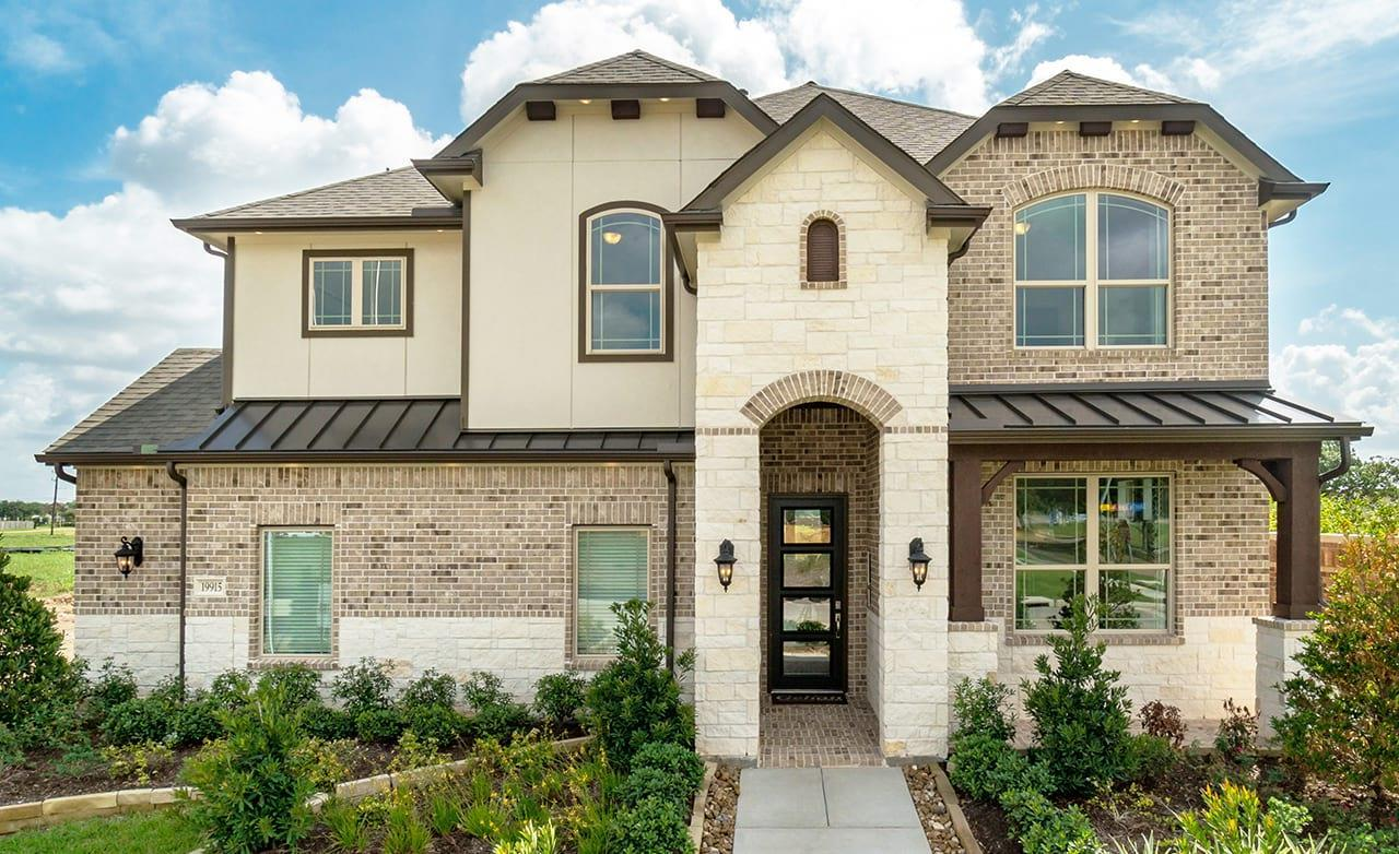 Enclave at Lake Shore Harbour Community:Magnolia - Exterior