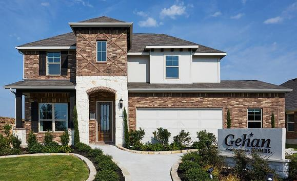 Parkwood Trails Community:Rosewood – Exterior