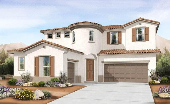 Spanish Colonial Elevation:Spanish Colonial Elevation