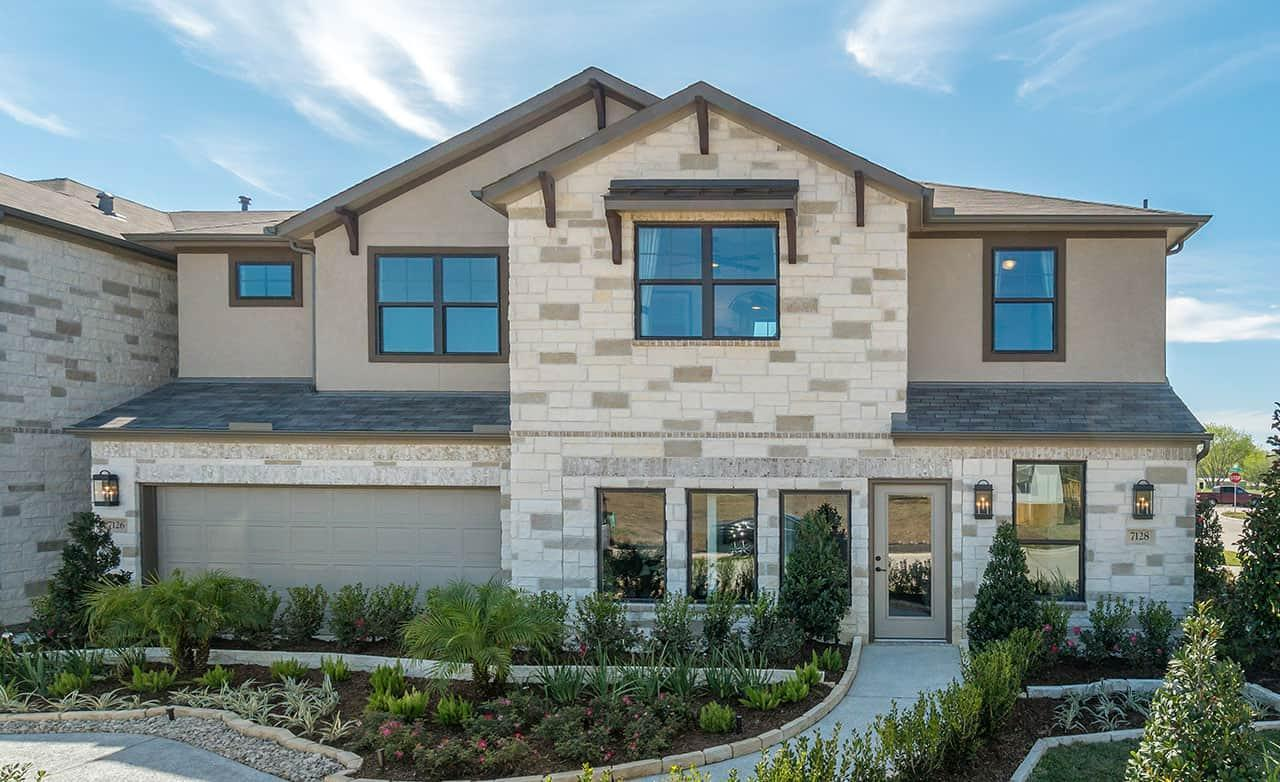 Midtown at Magnolia Community:Yosemite F – Exterior