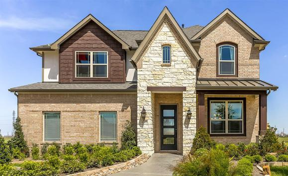 Lakewood at Brookhollow Community:Rosewood – Exterior