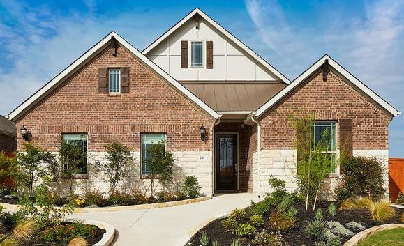 Crosswinds Community:Mahogany – Exterior
