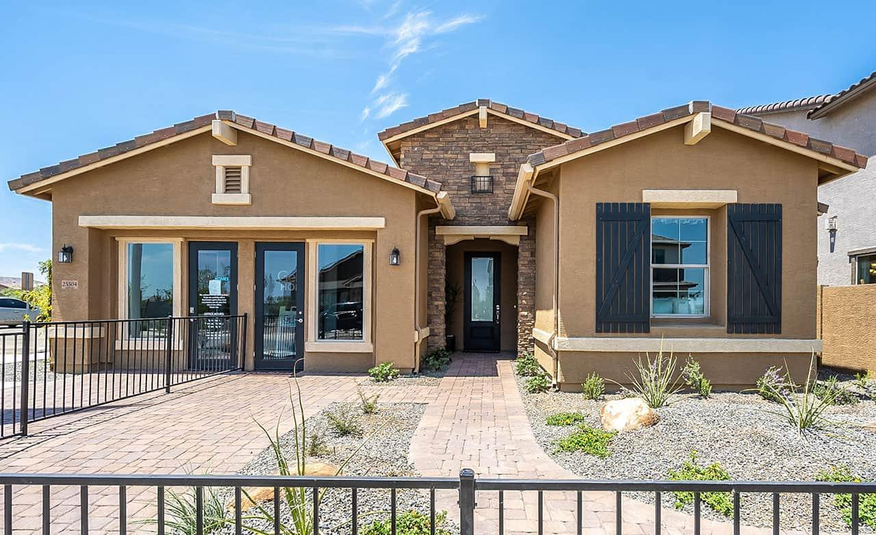 Hacienda at Harvest Community:Crimson – Exterior