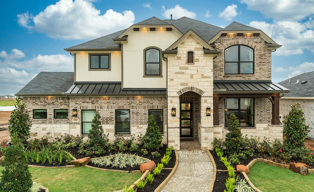 Bayou Bend Estates Community:Magnolia – Exterior