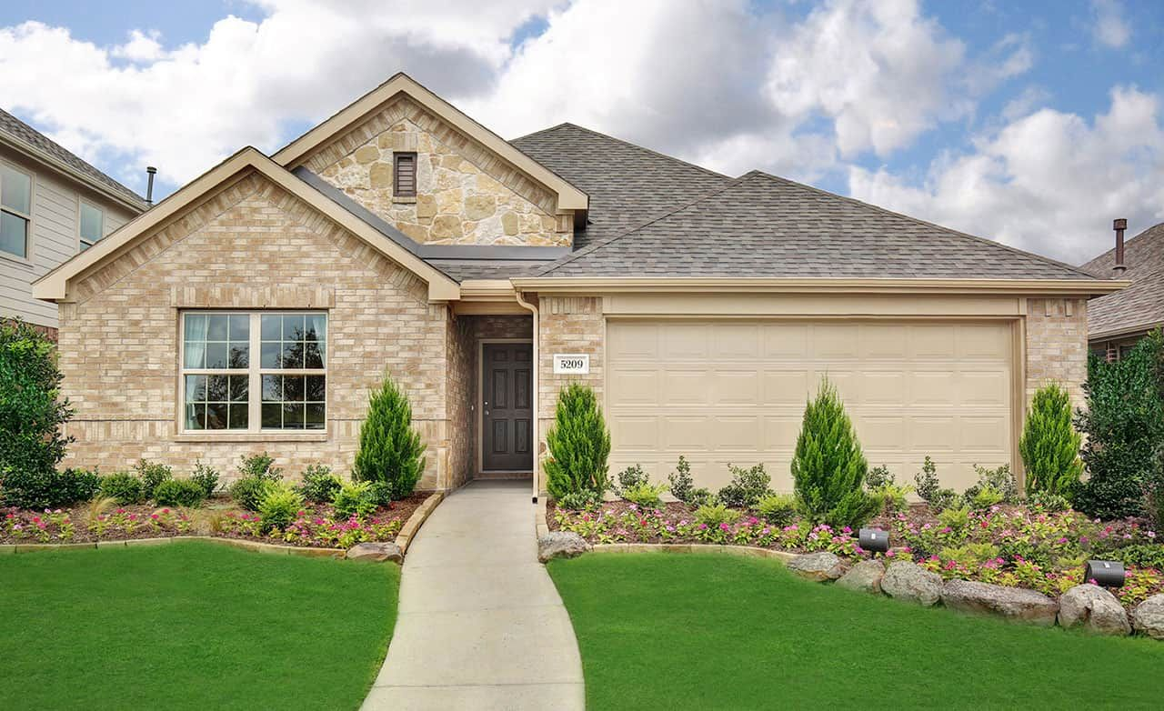 Clements Ranch Community:Driskill – Exterior