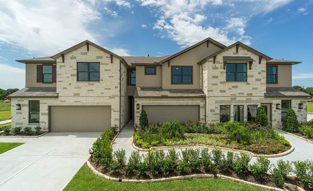 Midtown at Magnolia Community:Townhome – Exterior