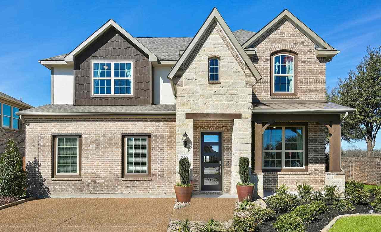 Estates at Eagles Landing Community:Rosewood – Exterior