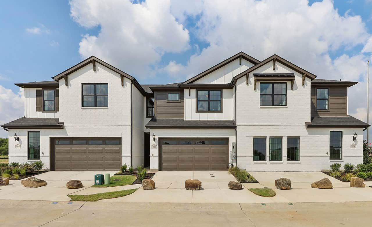 Heritage Trails Community:Townhomes – Exterior