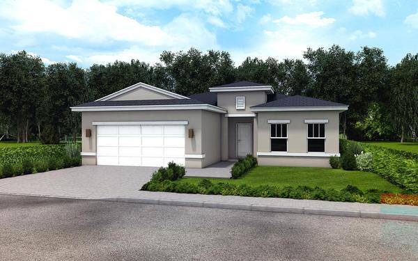 Floor Plan Model 1737:Genesis Homes