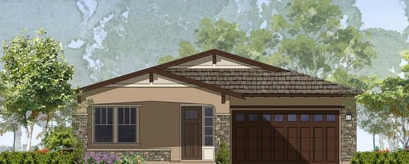 Plan 1 Elevation:Community Image
