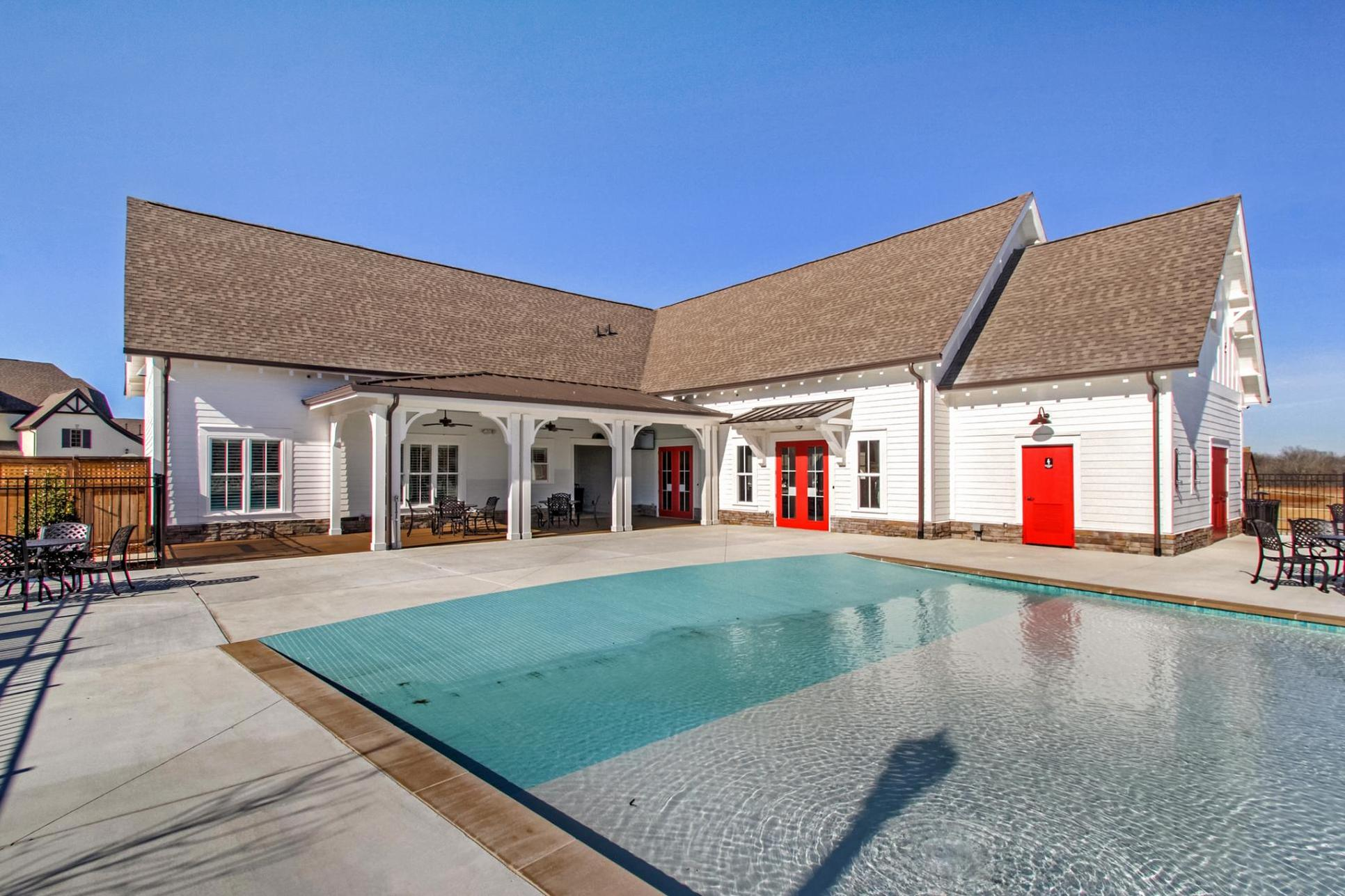 Residents Clubhouse & Pool