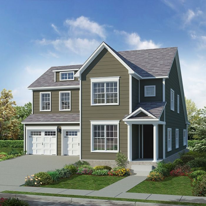 Exterior:The Jefferson Traditional