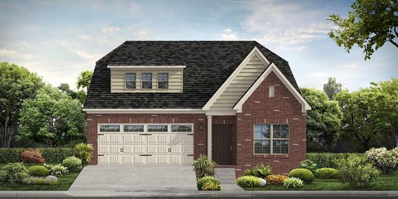 Exterior:The Griffin Traditional