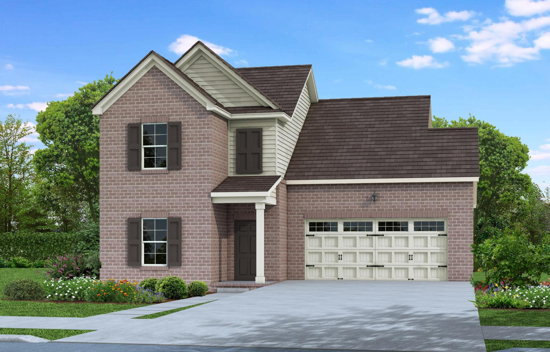 Exterior:The Kingsmont Traditional