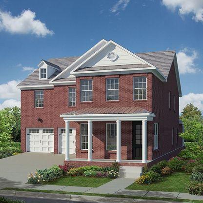 Exterior:Grant Colonial