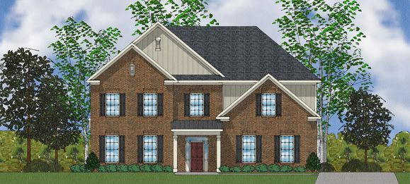 Exterior:Duvall - Elevation A