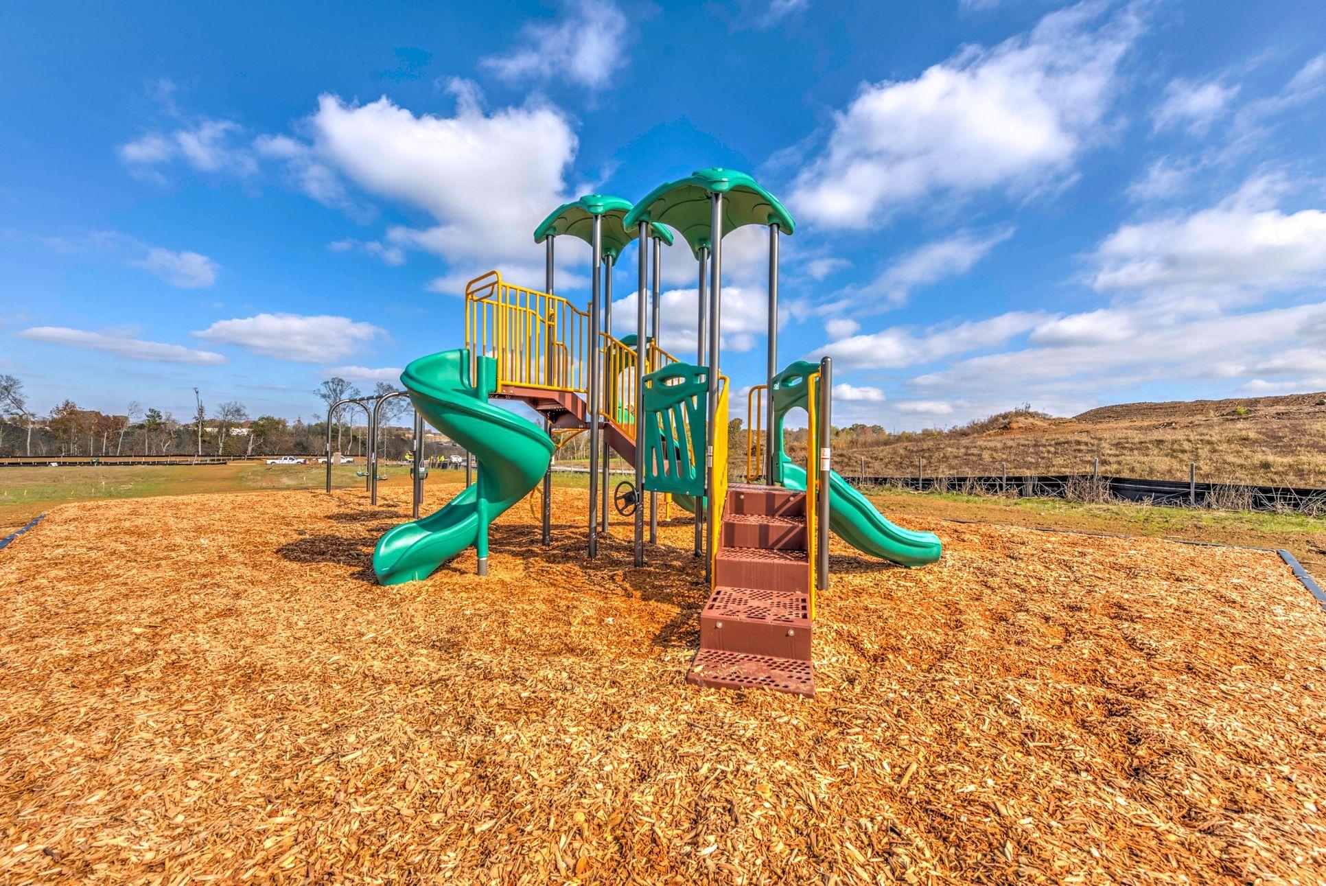 Morgan Park Playground