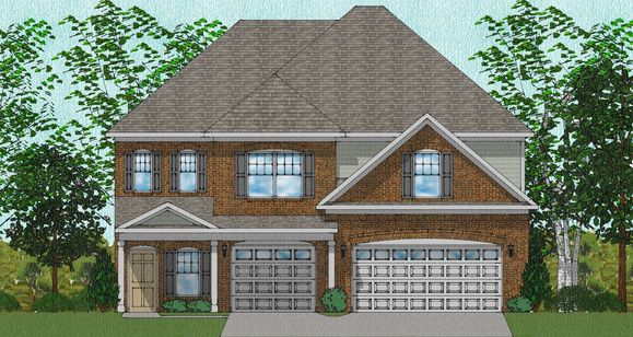 Exterior:Warwick - Elevation D