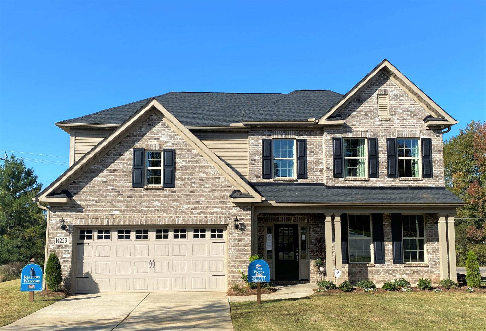 Chadwick Point Model Home