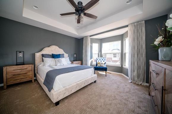 Interior:Master Bedroom