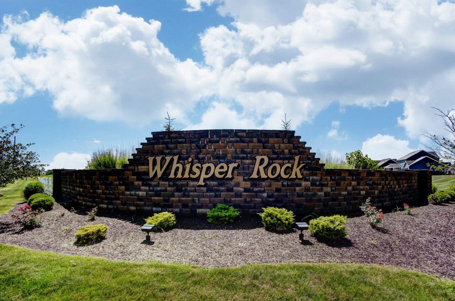 Whisper Rock,46748
