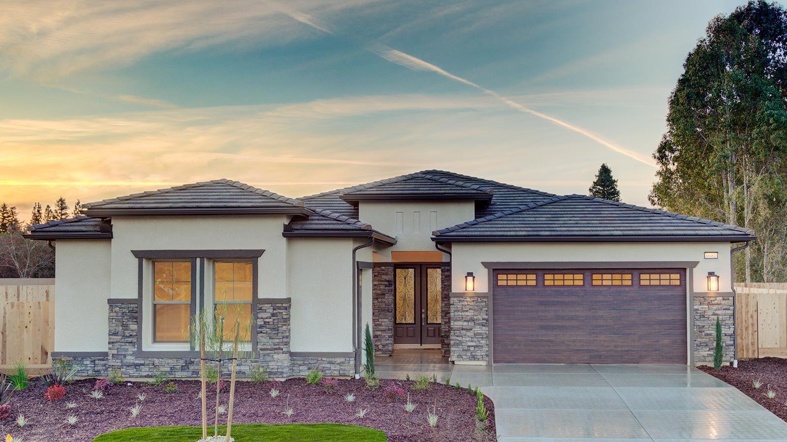 Cali - Modern Prairie Exterior