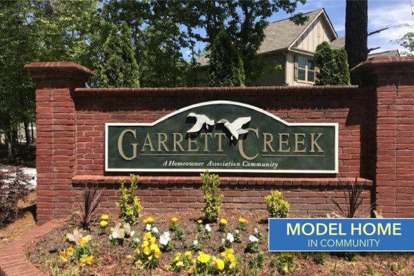 Garrett Creek,31820