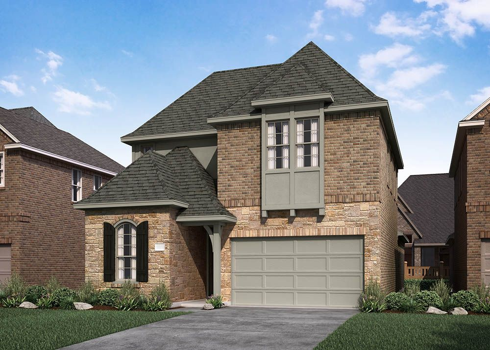 Exterior:Saddlebrook C - French Country