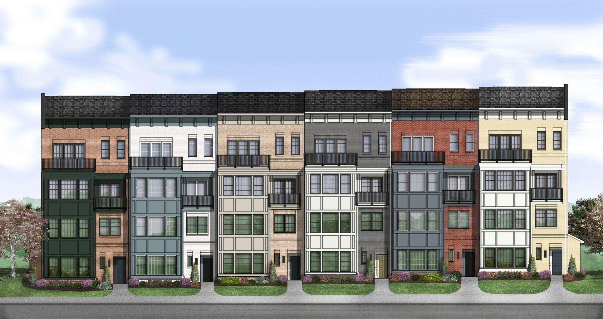 Condominium Elevation:Condominium Elevation